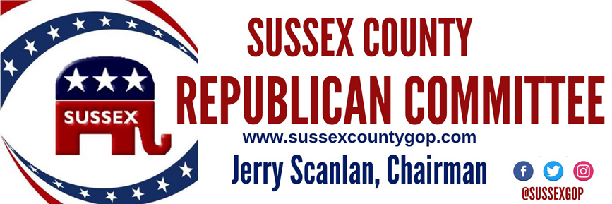 Welcome to the official site of the Sussex County GOP